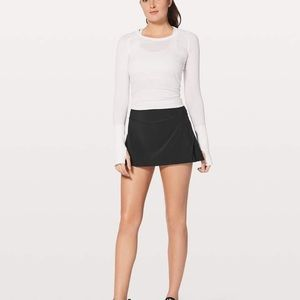 Lululemon Play Off Pleats Skirt
